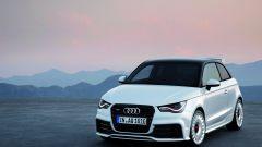Audi A1 quattro: ora anche in video - Immagine: 6
