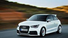 Audi A1 quattro: ora anche in video - Immagine: 11