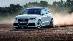Audi A1 quattro: ora anche in video - Immagine: 5