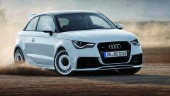 Audi A1 quattro: ora anche in video - Immagine: 9