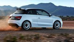 Audi A1 quattro: ora anche in video - Immagine: 12