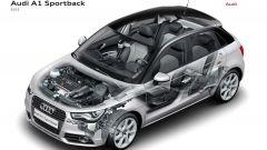 Audi A1 Sportback - Immagine: 91