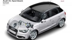 Audi A1 Sportback - Immagine: 90