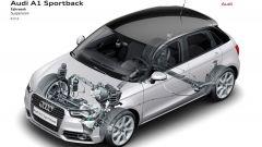 Audi A1 Sportback - Immagine: 89