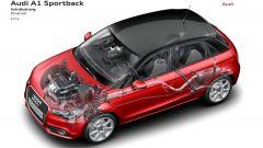 Audi A1 Sportback - Immagine: 96