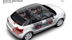 Audi A1 Sportback - Immagine: 97