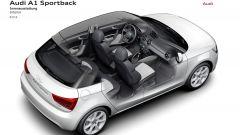 Audi A1 Sportback - Immagine: 103