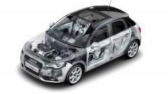 Audi A1 Sportback - Immagine: 67