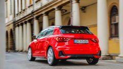 Audi A1 Sportback 2018 rear