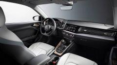 Audi A1 Sportback 2019, gli interni