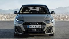 Audi A1 Sportback 2019, il frontale