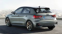 Audi A1 Sportback 2019, il posteriore