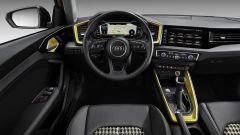 Audi A1 Sportback 2019, il posto guida