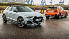 Audi A1 Sportback e A1 Citycarver