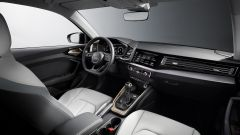 Audi A1 Sportback, gli interni