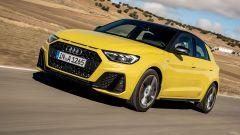 Nuova Audi A1, in uscita nel 2019 nuovi motori benzina: il prezzo