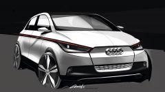 Audi A2 concept - Immagine: 3