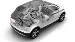 Audi A2 concept - Immagine: 6