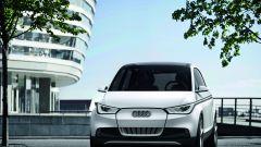 Audi A2 concept - Immagine: 1
