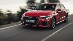 Audi A3 2.0 TDI quattro S tronic, la prima volta della trazione integrale