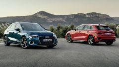 Audi A3 2.0 TDI quattro, la prima volta della trazione integrale - Immagine: 2