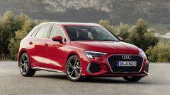 Audi A3 2.0 TDI quattro, la prima volta della trazione integrale - Immagine: 3