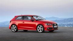 Audi A3 2012: ecco i prezzi italiani - Immagine: 2