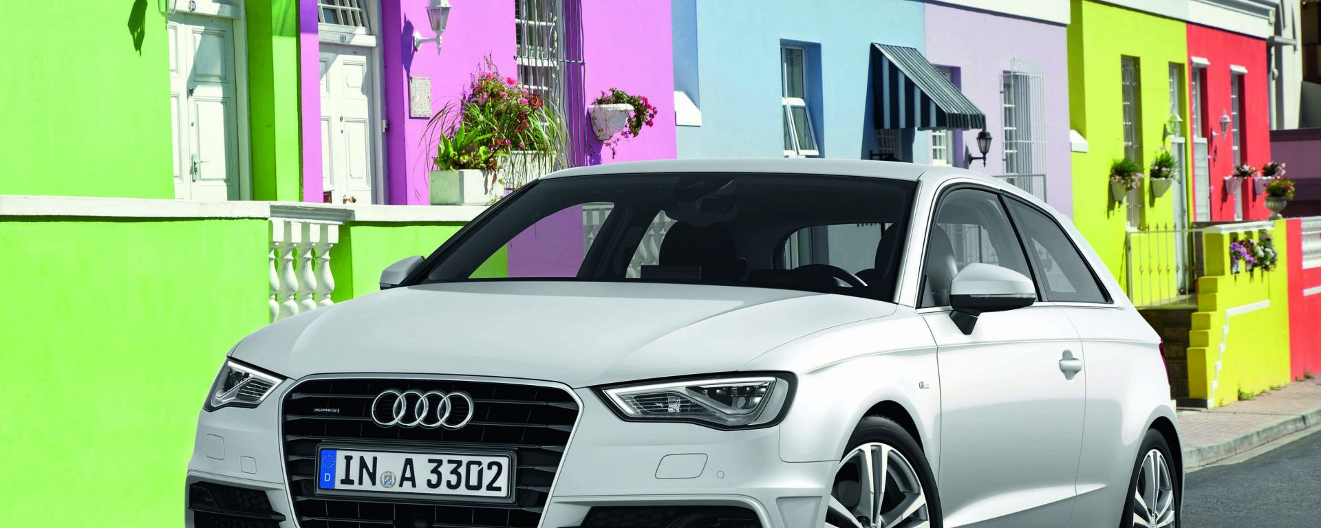Audi A3 2012: ora la si vede anche in video