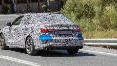 Audi A3 2020 3\4 posteriore