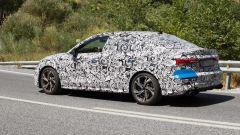 Audi A3 2020 vista laterale