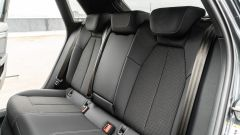 Audi A3 40 TFSIe S Line Edition: il divanetto posteriore