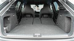 Audi A3 40 TFSIe S Line Edition: il vano bagagli un po' meno capiente della A3 con motore convenzionale