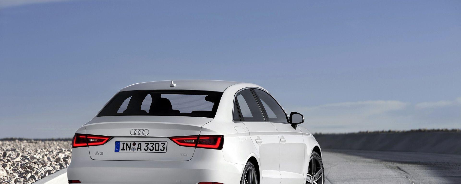 Audi A3 berlina