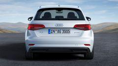 Audi A3 Sportback g-tron, col 1.5 TFSI più autonomia a metano - Immagine: 3