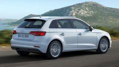 Audi A3 Sportback g-tron, col 1.5 TFSI più autonomia a metano - Immagine: 5