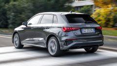 Audi A3 Plug-in Hybrid: silenzio in aula, è l'ora della prova [VIDEO] - Immagine: 3