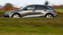 Audi A3 Plug-in Hybrid: silenzio in aula, è l'ora della prova [VIDEO] - Immagine: 4