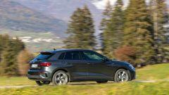 Audi A3 Plug-in Hybrid: silenzio in aula, è l'ora della prova [VIDEO] - Immagine: 5