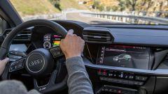 Audi A3 Plug-in Hybrid: silenzio in aula, è l'ora della prova [VIDEO] - Immagine: 6