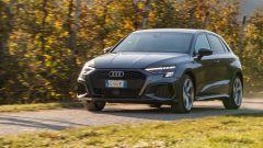 Audi A3 Plug-in Hybrid: silenzio in aula, è l'ora della prova [VIDEO] - Immagine: 7