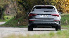 Audi A3 Plug-in Hybrid: silenzio in aula, è l'ora della prova [VIDEO] - Immagine: 8