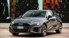 Audi A3 Plug-in Hybrid: silenzio in aula, è l'ora della prova [VIDEO] - Immagine: 20