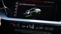 Audi A3 Plug-in Hybrid: silenzio in aula, è l'ora della prova [VIDEO] - Immagine: 27