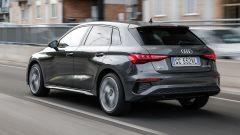 Audi A3 Plug-in Hybrid: silenzio in aula, è l'ora della prova [VIDEO] - Immagine: 33