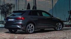 Audi A3 Plug-in Hybrid: silenzio in aula, è l'ora della prova [VIDEO] - Immagine: 34