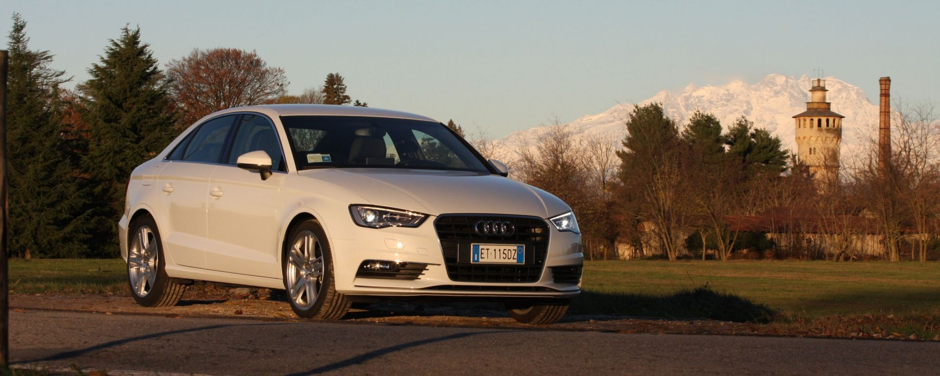Audi A3 Sedan 1.4 TFSI