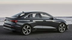 Audi A3 Sedan 2020, la fiancata
