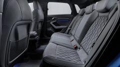 Audi A3 Sportback 2020: i sedili posteriori