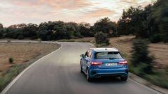 Audi A3 Sportback 2020: stile inconfondibile anche dietro