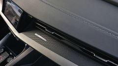 Audi A3 Sportback 2020: una parte della nuovba plancia vista da vicino